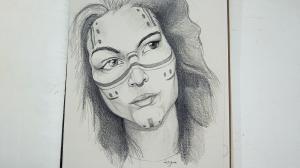 Vance AI Sketch Converterで輪郭抽出をして写真を肖像画に変える方法
