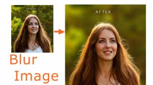 10 Of The Top Blur Background Tools