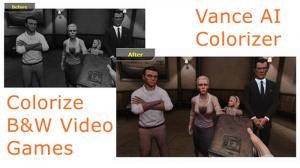 Bring Color to Black and White Video Games Using this AI-Powered Tool