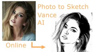 How to Convert Photo to Line Drawing Online