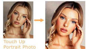 Touch Up Portrait Photo: One Step Closer to Perfection