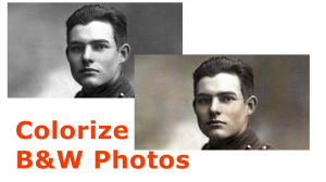 How to Colorize Old Photos with AI Photo Colorizer