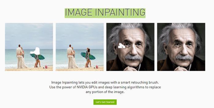 image inpaint