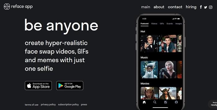 reface-app