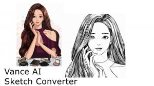 Convert Photo to Outline Drawing with AI Sketch Converter